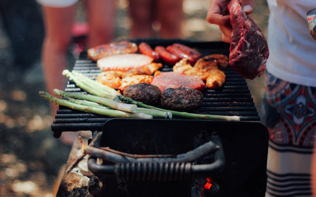The Ultimate Grocery List for a Michigan Summer Barbecue