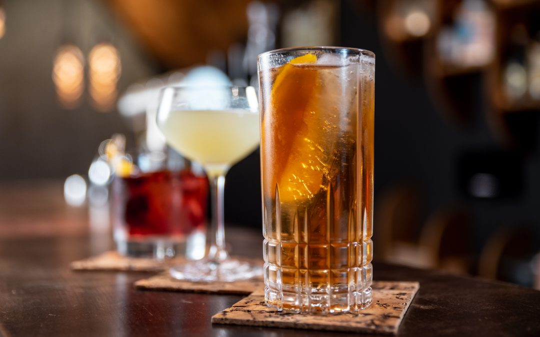Pairing Your Cocktail with Your Meal